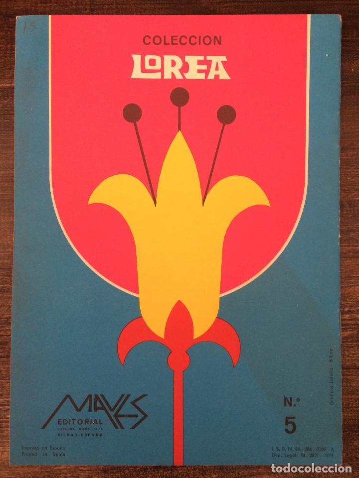 Libros de segunda mano: Cuento Pulgarcito. Colección Lorea. Editorial Maves - Foto 2 - 154727638