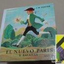 Libros de segunda mano: GOETHE, J.W.:EL NUEVO PARÍS Y BALADAS. Lote 154929478
