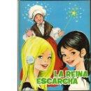 Libros de segunda mano: LA REINA ESCARCHA / EL ENANITO CURIOSO. (ANDERSEN). ILUSTRACIONES DE MARÍA PASCUAL. Lote 52345589