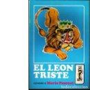 Libros de segunda mano: EL LEÓN TRISTE (MARÍA PASCUAL). Lote 76788455