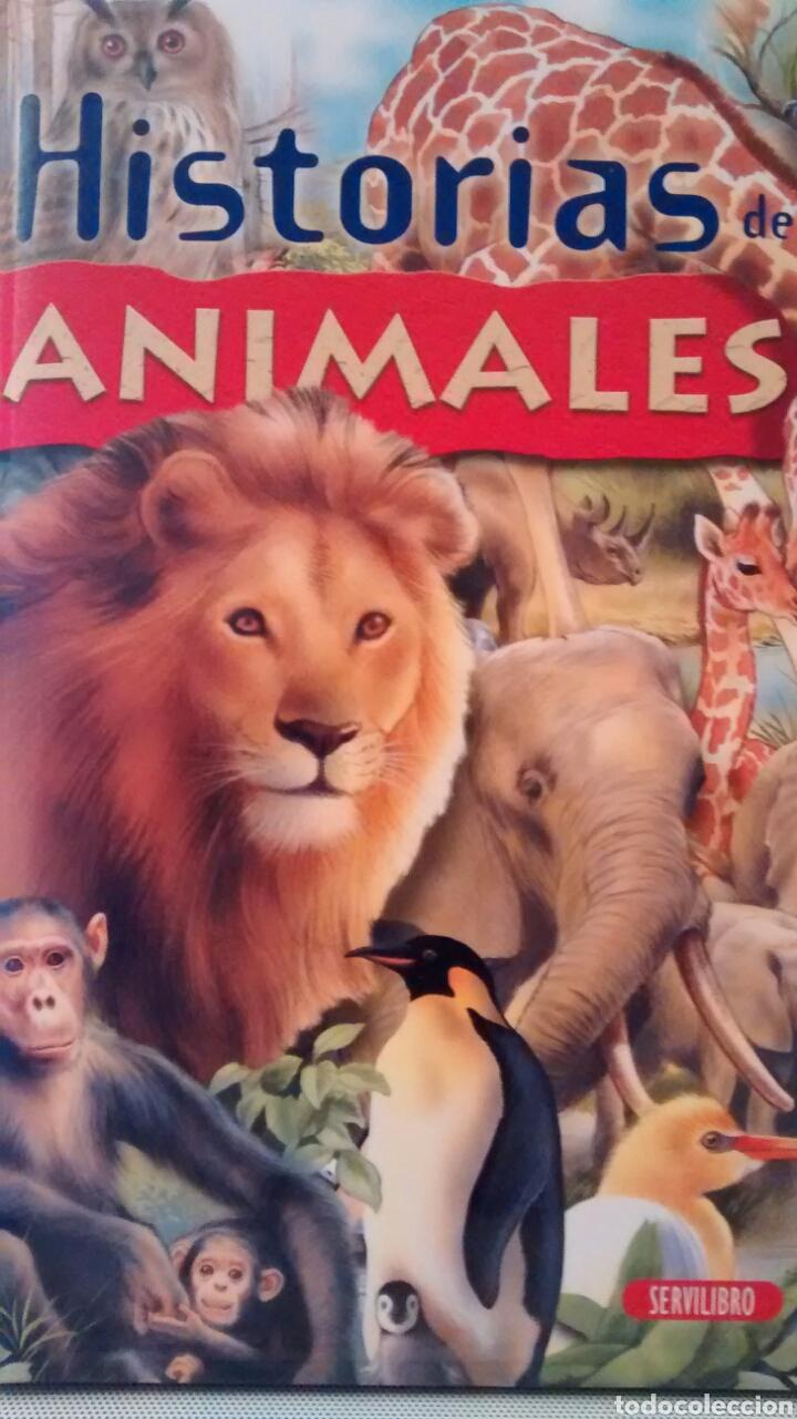 HISTORIAS DE ANIMALES (SERVILIBRO) (Libros de Segunda Mano - Literatura Infantil y Juvenil - Cuentos)