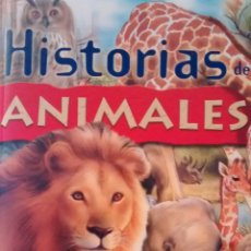 Libros de segunda mano: HISTORIAS DE ANIMALES (SERVILIBRO). Lote 155301522
