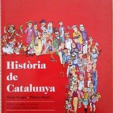 Libros de segunda mano: COLECCIO DE HISTORIA ILUSTRADA DE CATALUNYA PER PILARIN - COMARQUES DEL PRINCIPAT -. Lote 155644046