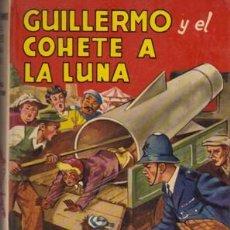 Libros de segunda mano: GUILLERMO Y EL COHETE A LA LUNA. Nº 20 - CROMPTON, RICHMAL - A-CUENTO-0885. Lote 155678486