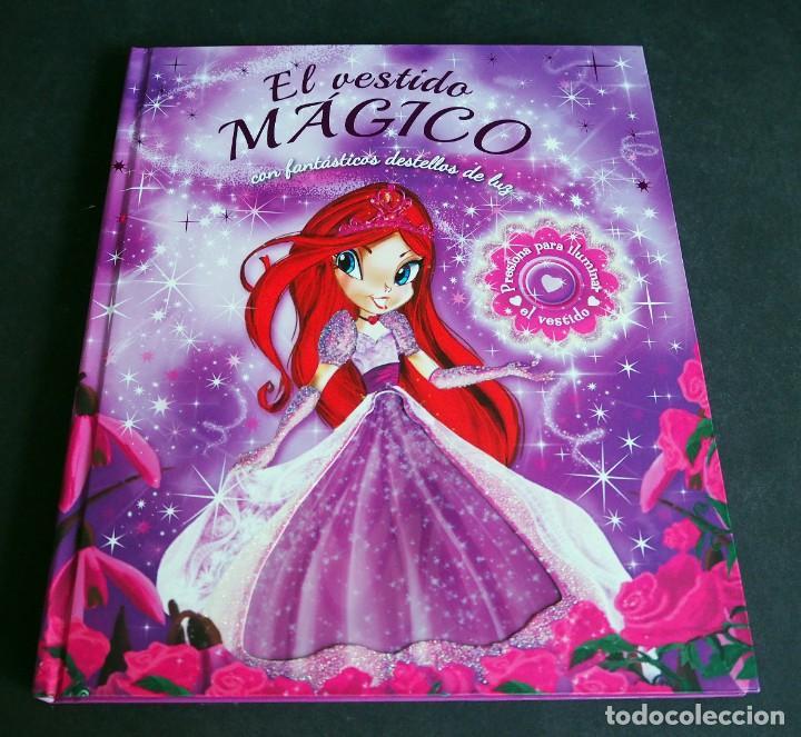 EL VESTIDO MAGICO. COLECCION CUENTOS LUMINOSOS. SUSAETA EDICIONES. 2015 (Libros de Segunda Mano - Literatura Infantil y Juvenil - Cuentos)