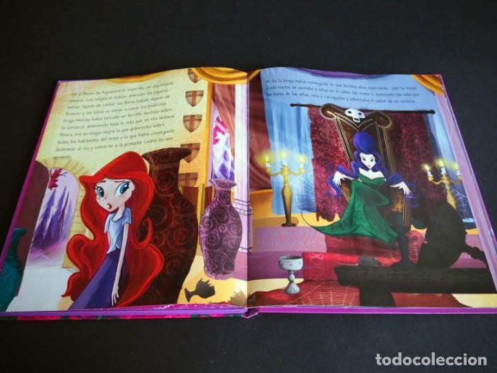 Libros de segunda mano: EL VESTIDO MAGICO. COLECCION CUENTOS LUMINOSOS. SUSAETA EDICIONES. 2015 - Foto 4 - 155761222