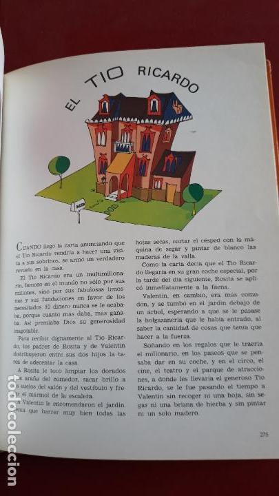 Libros de segunda mano: CIEN NUEVOS CUENTOS. QUINTO TOMO. JUAN ANTONIO DE LA IGLESIA. 1967 - Foto 3 - 155951542