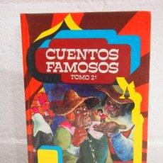 Libros de segunda mano: CUENTOS FAMOSOS. TOMO 2. EDITORIAL EVEREST. COLECCION ALADINO. Lote 155966826
