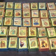 Libros de segunda mano: 552 CUENTOS DE CALLEJA - 47 ESTUCHES. Lote 156002414