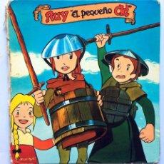 Libros de segunda mano: LIBRO RUY EL PEQUEÑO CID - EL CAMPANARIO - CIRCULO DE LECTORES. Lote 156014958