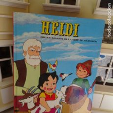 Libros de segunda mano: HEIDI - JUANA SPYRI - 1976. Lote 156040886