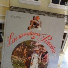 Libros de segunda mano: LAS AVENTURAS DE PINOCHO - CARLO COLLODI - EDICIONES PAULINAS 1973. Lote 156042082