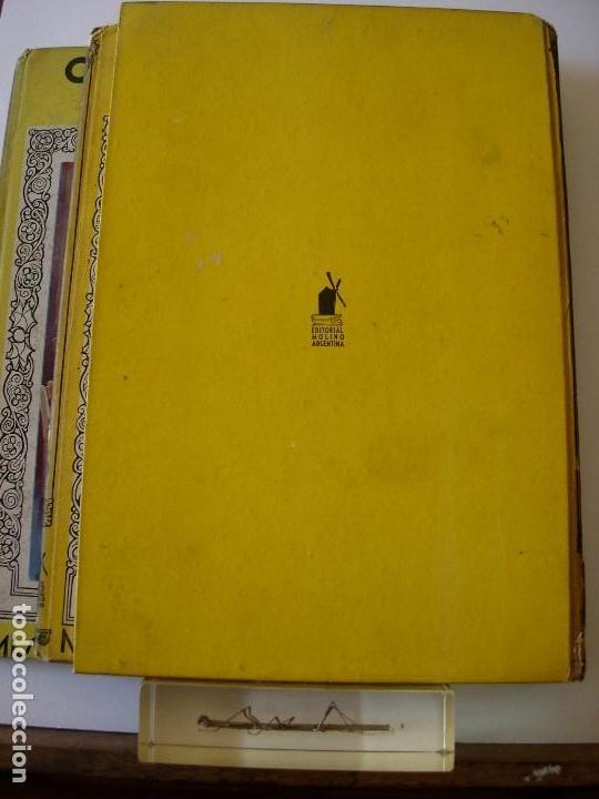 Libros de segunda mano: GULLIVER EN EL PAIS DE LILIPUT / MIS PRIMEROS CUENTOS MOLINO - Foto 2 - 156586694