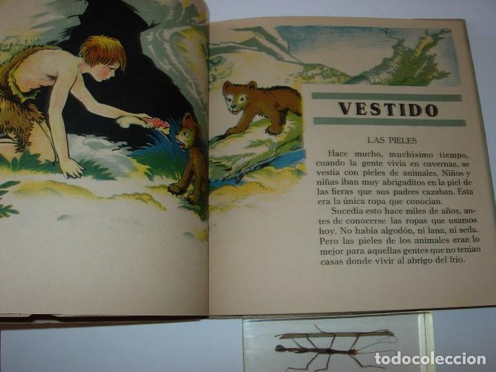 Libros de segunda mano: EL LIBRO DEL VESTIDO / EL LIBRO DEL ARROZ / MAUD Y MISKA PETERSHAM / SERIES PETERSHAM - Foto 7 - 156684266