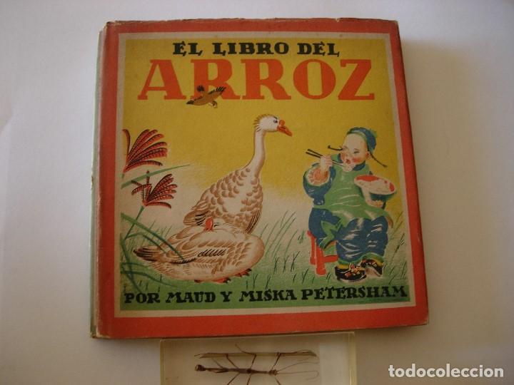 Libros de segunda mano: EL LIBRO DEL VESTIDO / EL LIBRO DEL ARROZ / MAUD Y MISKA PETERSHAM / SERIES PETERSHAM - Foto 9 - 156684266