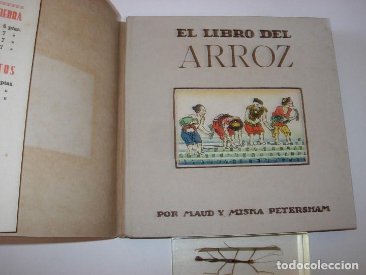Libros de segunda mano: EL LIBRO DEL VESTIDO / EL LIBRO DEL ARROZ / MAUD Y MISKA PETERSHAM / SERIES PETERSHAM - Foto 11 - 156684266