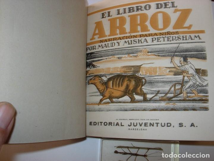 Libros de segunda mano: EL LIBRO DEL VESTIDO / EL LIBRO DEL ARROZ / MAUD Y MISKA PETERSHAM / SERIES PETERSHAM - Foto 12 - 156684266