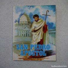 Libros de segunda mano: COLECCIÓN PIEDAD INFANTIL. SAN PEDRO APOSTOL - EDITORIAL APOSTOLADO MARIANO. Lote 156864622