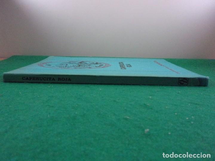 Libros de segunda mano: CAPERUCITA ROJA / Bruguera. 1968 / 1ª edición en Colección para la infancia - Foto 5 - 157242130