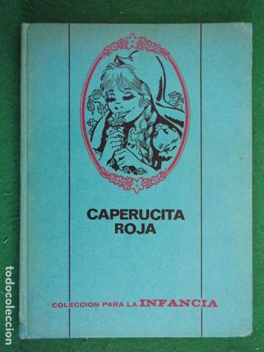 CAPERUCITA ROJA / BRUGUERA. 1968 / 1ª EDICIÓN EN COLECCIÓN PARA LA INFANCIA (Libros de Segunda Mano - Literatura Infantil y Juvenil - Cuentos)