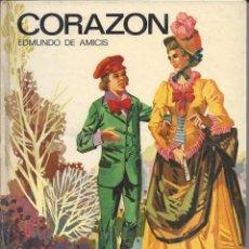 Libros de segunda mano: CORAZON. EDMUNDO DE AMICIS. . Lote 157402862