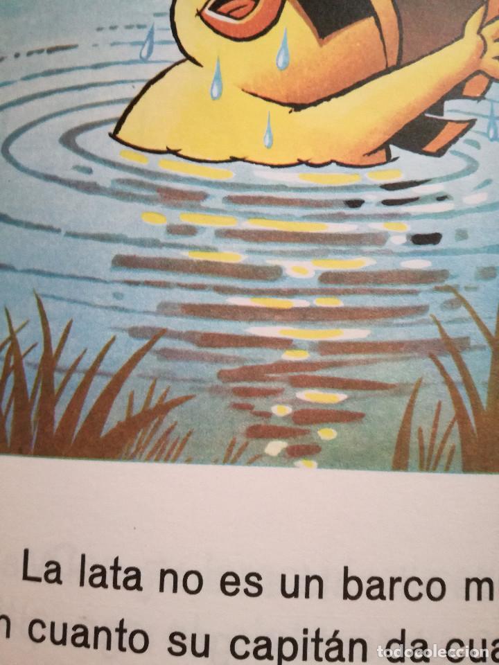 Libros de segunda mano: CUENTO ANIMALITOS REVOLTOSOS BOGA Nº 3 CHITIN EL POLLITO MARINERO 1972 MORALEJA - Foto 2 - 157657478