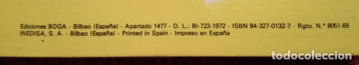 Libros de segunda mano: CUENTO ANIMALITOS REVOLTOSOS BOGA Nº 3 CHITIN EL POLLITO MARINERO 1972 MORALEJA - Foto 4 - 157657478