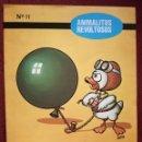 Libros de segunda mano: CUENTO ANIMALITOS REVOLTOSOS BOGA Nº 11 BLANQUETE EL PATITO FRIOLERO 1972 MORALEJA. Lote 157658398