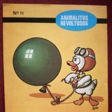 Libros de segunda mano - CUENTO ANIMALITOS REVOLTOSOS BOGA Nº 11 BLANQUETE EL PATITO FRIOLERO 1972 MORALEJA - 157658398
