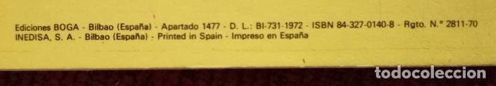 Libros de segunda mano: CUENTO ANIMALITOS REVOLTOSOS BOGA Nº 11 BLANQUETE EL PATITO FRIOLERO 1972 MORALEJA - Foto 2 - 157658398