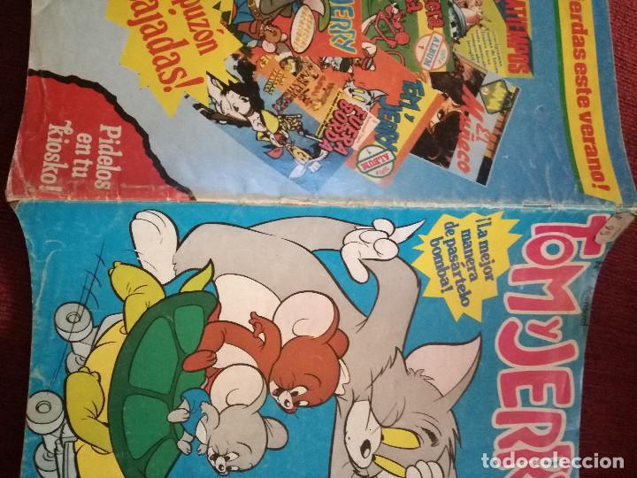 Libros de segunda mano: CUENTO COMIC TOM Y JERRY SARPE Nº 7 1984 - Foto 2 - 157663198