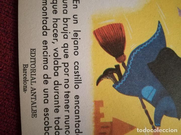 Libros de segunda mano: 11 cuentos preciosos mini la pastorcilla-Cenicienta- el perrito curioso Antalbe 1980 pinta tu cuento - Foto 14 - 101612347