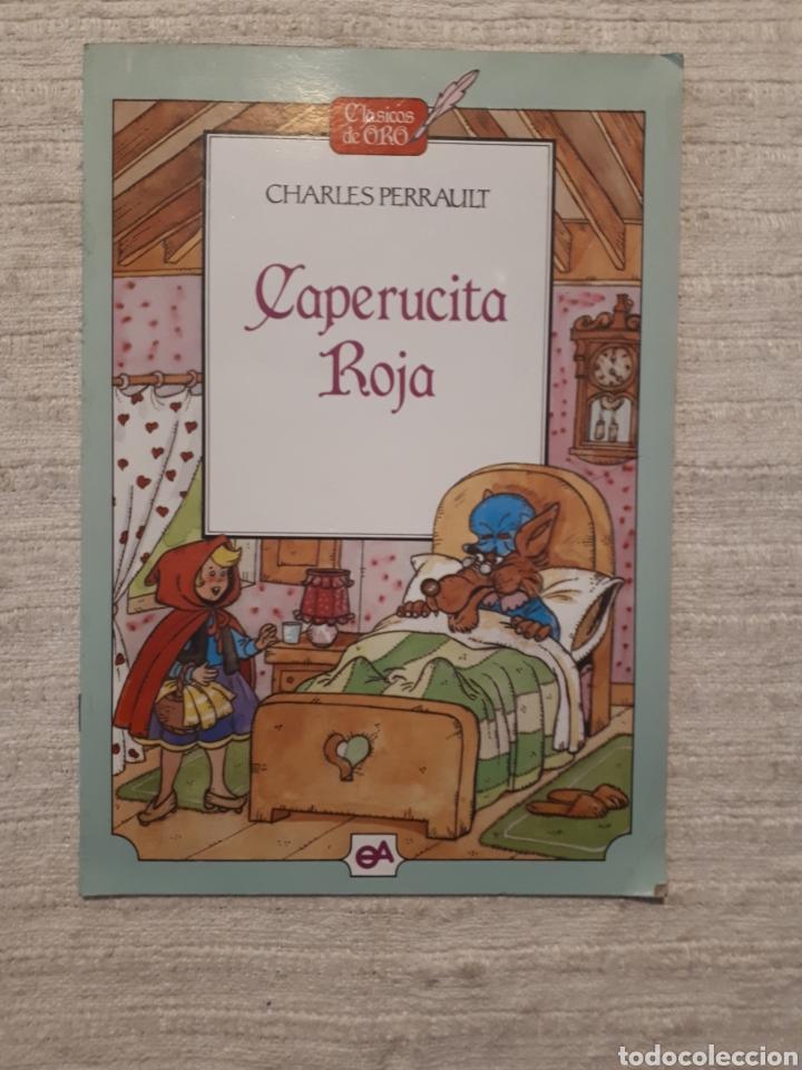 CAPERUCITA ROJA. CHARLES PERRAULT. (Libros de Segunda Mano - Literatura Infantil y Juvenil - Cuentos)