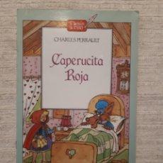 Libros de segunda mano: CAPERUCITA ROJA. CHARLES PERRAULT.. Lote 157886620