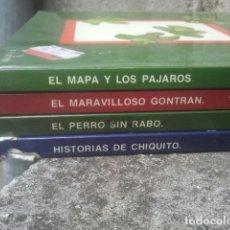 Libros de segunda mano - BIBLIOTECA INFANTIL - RTVE MARPOL - AÑO 1977 - LOTE DE 4 LIBROS DE CUENTOS INFANTILES - 158025946