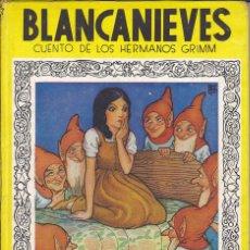 Libros de segunda mano: COLECCION MIS PRIMEROS CUENTOS EDITORIAL MOLINO BLANCANIEVES. Lote 158693966
