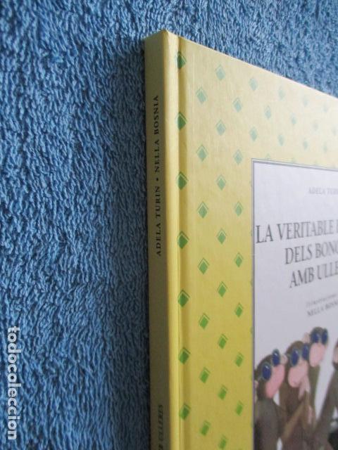 Libros de segunda mano: historia de los bonobos con gafas - adela turin - ilustraciones nella bosnia - 1ª ed. MUY BUEN ESTAD - Foto 4 - 263109290