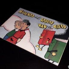 Libros de segunda mano: CUENTO Nº 15 HUYENDO DE LOS LIBROS..., DÁVILA, MENSAJEROS DEL CORAZÓN DE JESÚS CIA, SJ, BILBAO 1944.. Lote 158795774