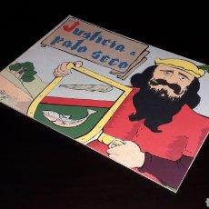 Libros de segunda mano: CUENTO Nº 17 JUSTICIA A PALO SECO, DÁVILA, MENSAJEROS DEL CORAZÓN DE JESÚS CIA, SJ, BILBAO 1943.. Lote 158797038
