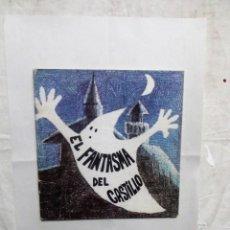 Libros de segunda mano: EL FANTASMA DEL CASTILLO EDICIONES LA GALERA Nº 13. Lote 158811338