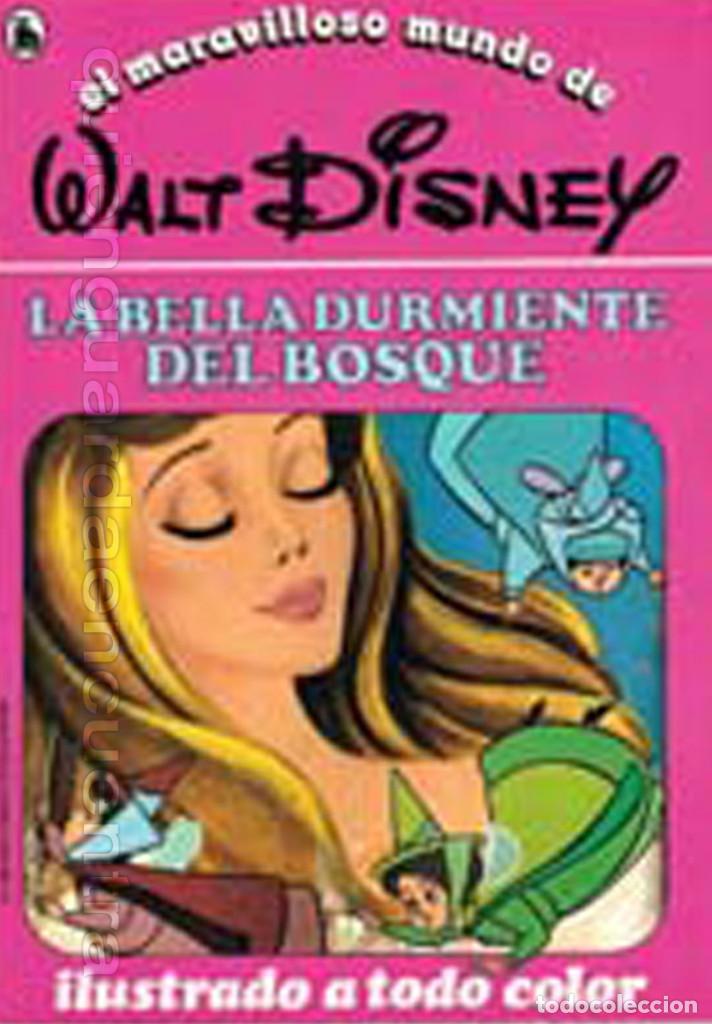 Libros de segunda mano: COLECCIÓN COMPLETA 12 CUENTOS PINOCHO-DUMBO-PETER-BAMBY...maravilloso mundo Disney Bruguera 1986 - Foto 6 - 159178038