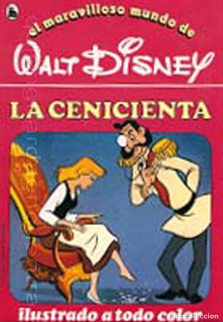 Libros de segunda mano: COLECCIÓN COMPLETA 12 CUENTOS PINOCHO-DUMBO-PETER-BAMBY...maravilloso mundo Disney Bruguera 1986 - Foto 8 - 159178038