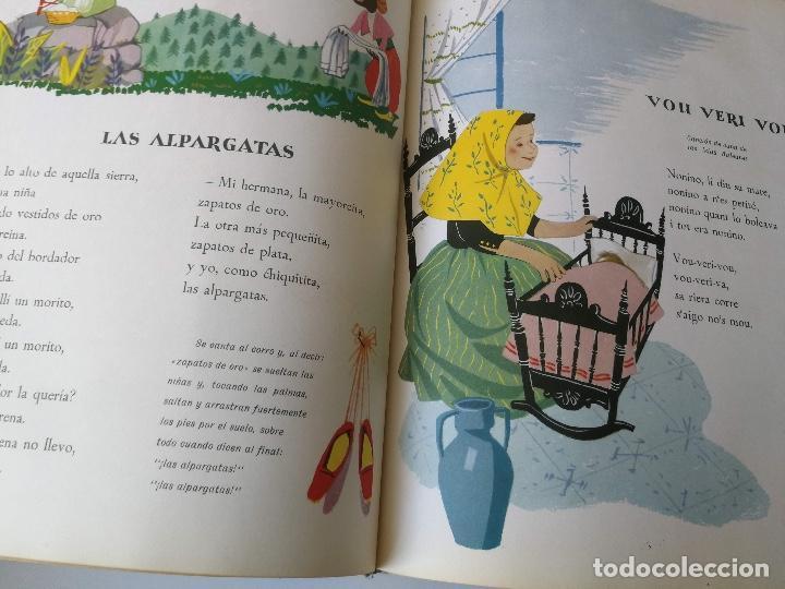 Libros de segunda mano: ANTIGUO Y PRECIOSO LIBRO - JUGAR Y CANTAR - DE BONIFCACIO GIL - AGUILAR - 1956 - ADIVINANZAS, CANCIO - Foto 4 - 177234595