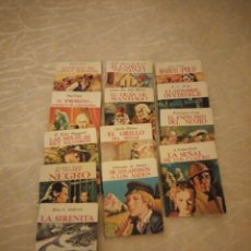 Libros de segunda mano: MINIBIBLIOTECA LITERATURA UNIVERSAL 1982 - LOTE 13 CUENTOS. Lote 159822606