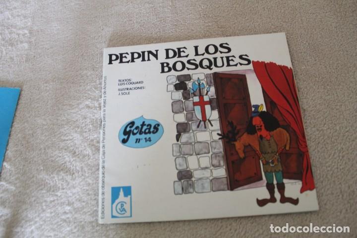 Libros de segunda mano: LOTE 4 CUENTOS JUVENILES GOTAS - Foto 4 - 159888290