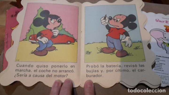 Libros de segunda mano: Cuentos troquelados Walt Disney Editorial Bruguera - Foto 4 - 159904742