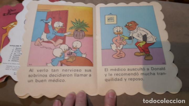 Libros de segunda mano: Cuentos troquelados Walt Disney Editorial Bruguera - Foto 5 - 159904742