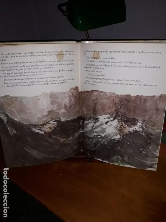 Libros de segunda mano: Arnie y los buscadores de conchas Ilustraciones de Nadine Forster 1970*** - Foto 4 - 160013586