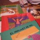 Libros de segunda mano: 7 CONTES INFANTILS DE L' EDITORIAL CRUILLA: ELS FOLLETS SABATERS, LA PRINCESA RATOLINA, ETC. Lote 160277114