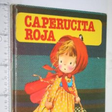 Libros de segunda mano: CAPERUCITA ROJA *** LIBRO INFANTIL COLECCIÓN BUENOS DÍAS *** BRUGUERA. Lote 160381382
